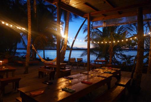 Panama Turismo | Restaurante Firefly, Bocas del Toro