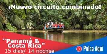 Banner Nuevo Circuito Panama Costa Rica
