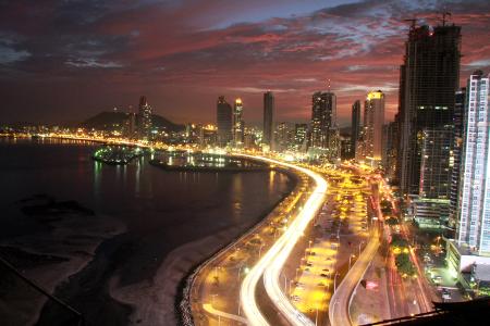 Viajes a Panama | Ciudad Nocturna