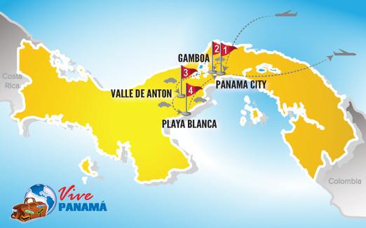Viajes a Panama | Familia