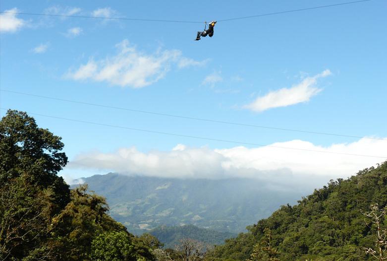 Viajes a Panama | Canopy, Boquete