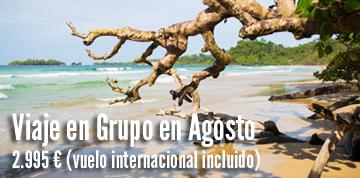 Panama Viaje en Grupo