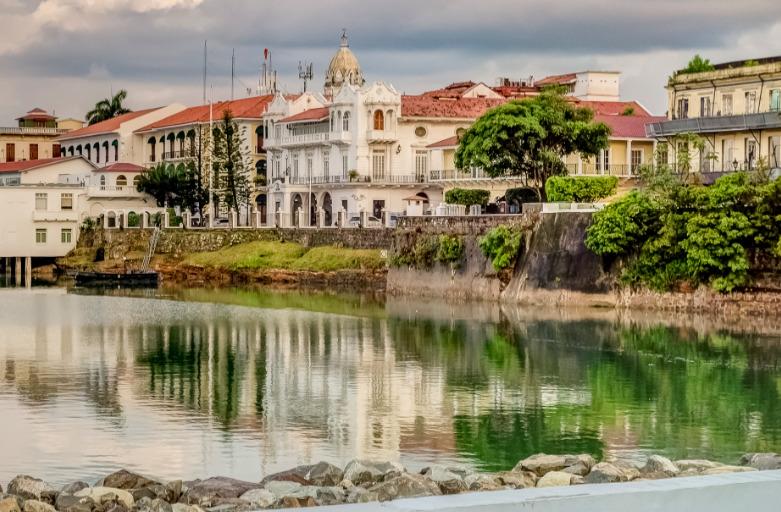 Viajes a Panama | Panorama del Casco Antiguo, Panama Ciudad