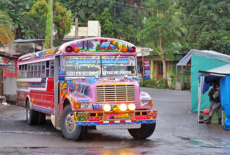 Viajes a Panama | Diablo rojo, Panama