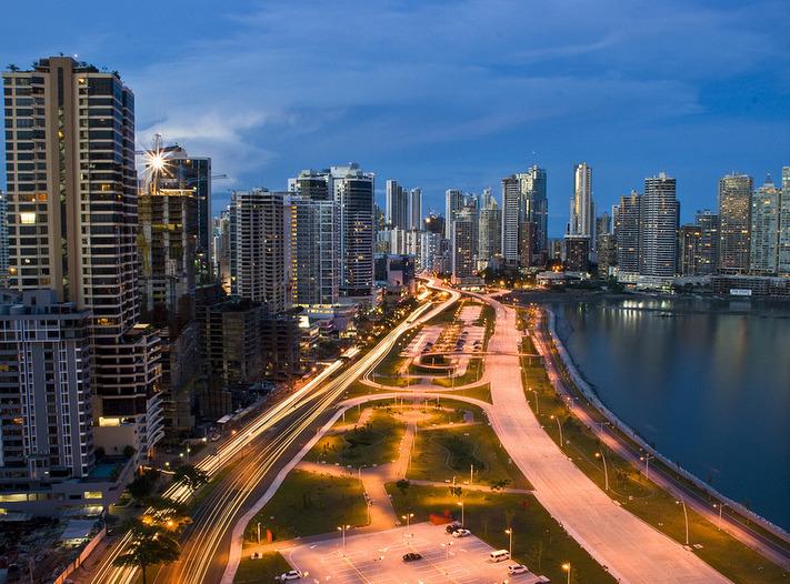 Viajes a Panama | Avenida de luces
