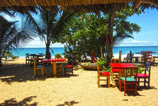 Panama Turismo | Beach Bar, Bocas del Toro