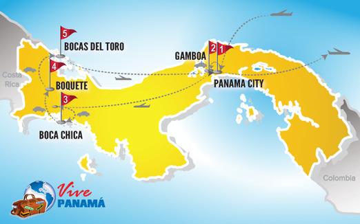 Viajes a Panama | Sueños