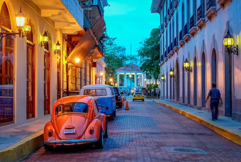 Viajes a Panama | Casco Antiguo, Panama Ciudad
