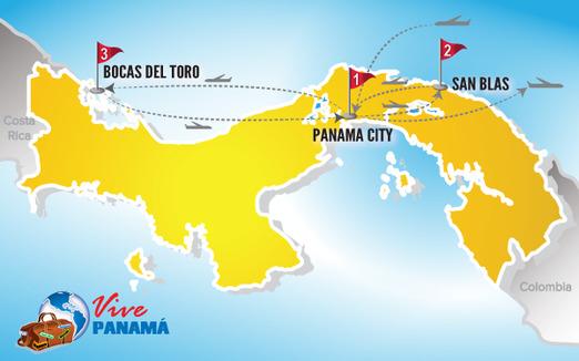 Viajes a Panama | SB & Bocas