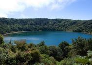Lago en Volcán Poas